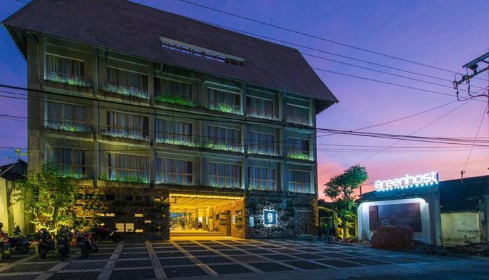 Greenhost Hotel Jogja - Tampak Depan