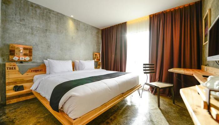 Greenhost Hotel Jogja - Artist Design Room
