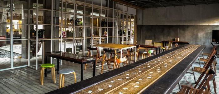 Greenhost Hotel Jogja - Co-Working Space