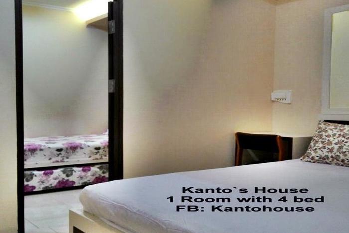 Kantos Guest House Jakarta - Kamar Tamu