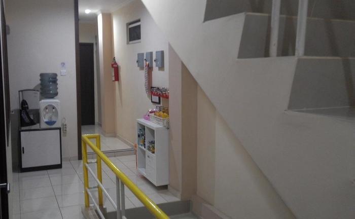 Kantos Guest House Jakarta - Koridor