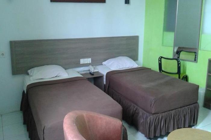 Xtra Hotel Bengkulu - Kamar tamu