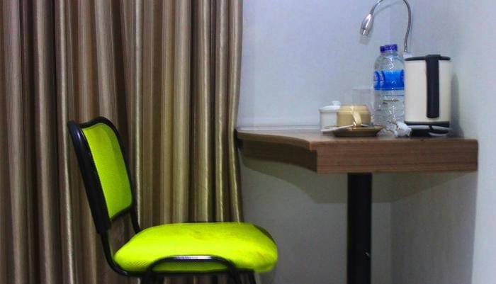 Xtra Hotel Bengkulu - Pembuat kopi di Kamar Superior