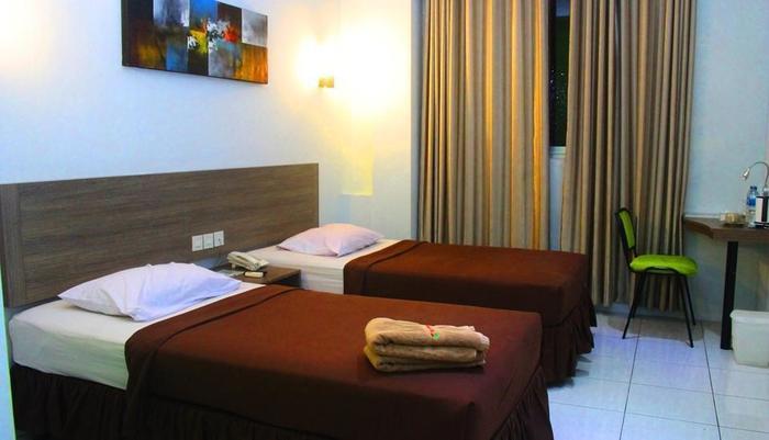 Xtra Hotel Bengkulu - Kamar Deluxe