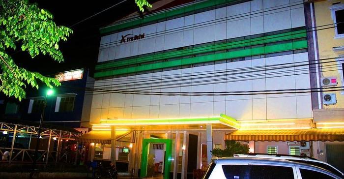 Xtra Hotel Bengkulu - Tampilan Luar Hotel