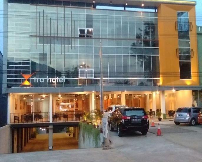 Xtra Hotel Bengkulu - Bagian Luar Gedung