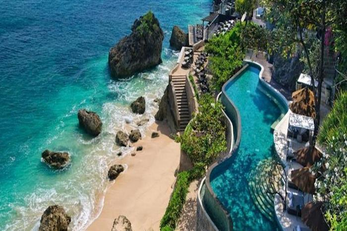 The Villas at Ayana Bali - Pemandangan
