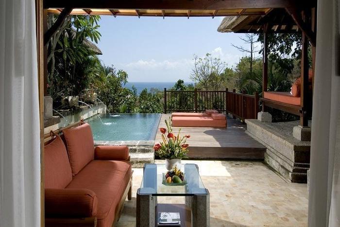The Villas at Ayana Bali - 2 Bedroom Oceaan View Villa