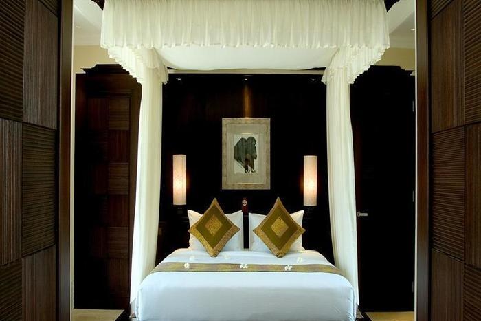 The Villas at Ayana Bali - One Bedroom Ocean View Cliff Villa