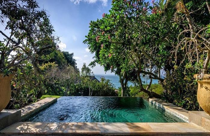 The Villas at Ayana Bali - One Bedroom Ocean View Villa