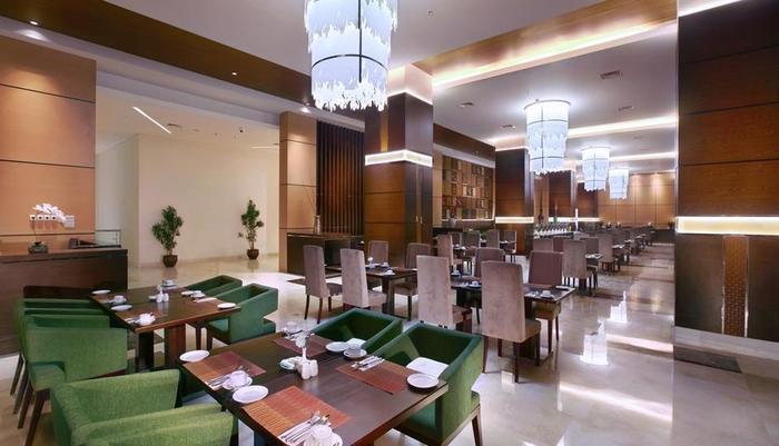 Alana Hotel Solo Solo - Cinnamon Restaurant