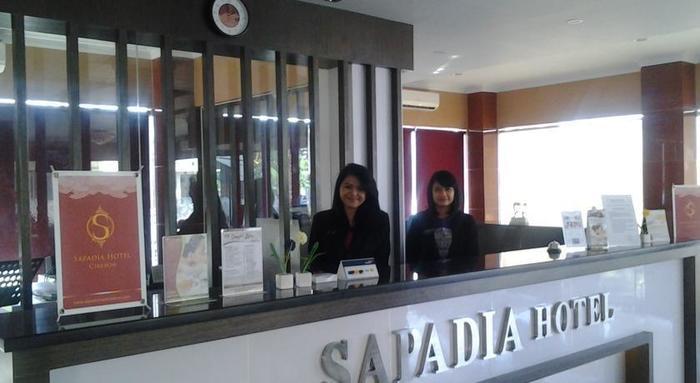 Sapadia Hotel Cirebon - Receptionis
