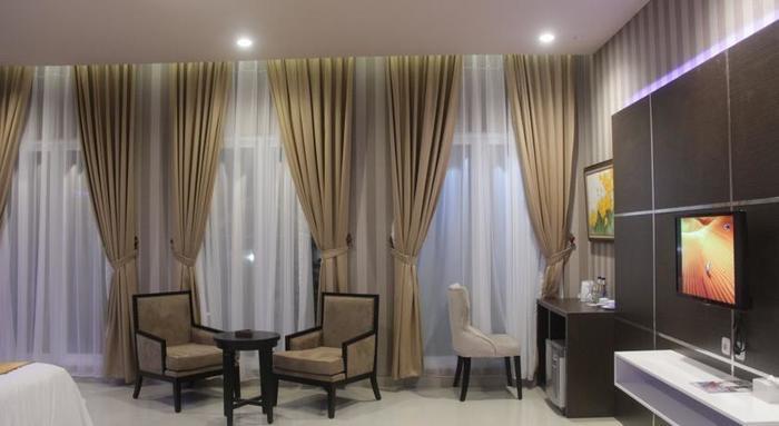 Sapadia Hotel Cirebon - Ruang tamu