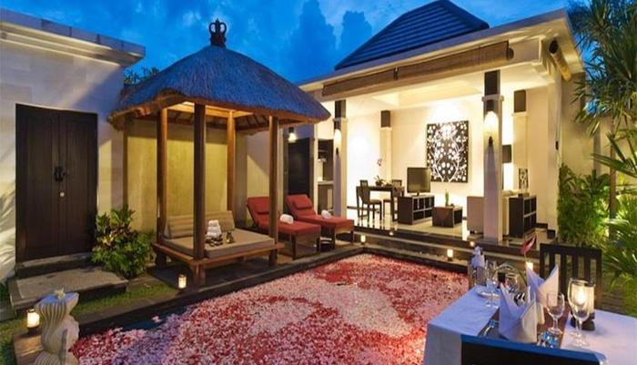 Grand La Villais Villa and Spa Bali - Tampilan Luar Hotel