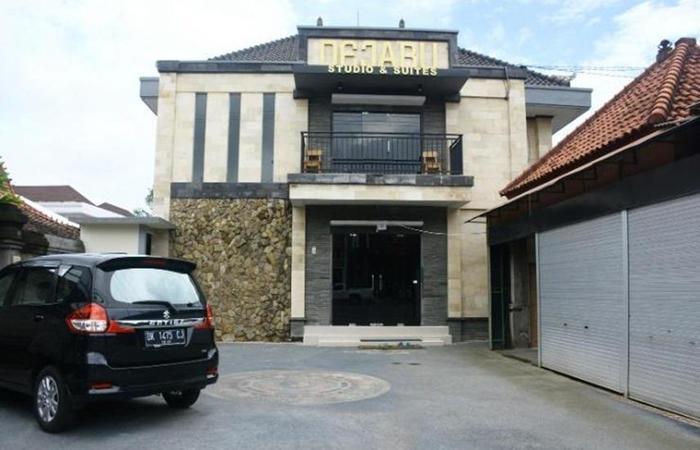 Dejabu Studio &Suites Bali - Eksterior