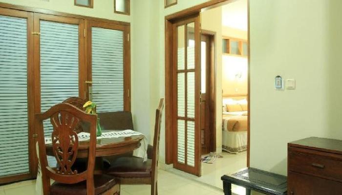 Hotel Mataram 2 Yogyakarta - Paviliun Pantry kamar