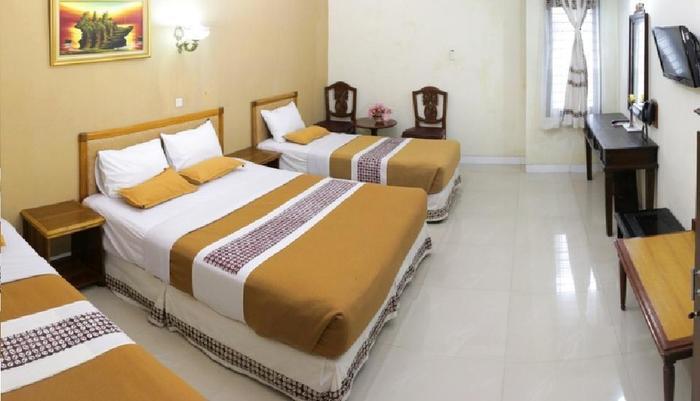 Hotel Mataram 2 Yogyakarta - Ruang keluarga besar