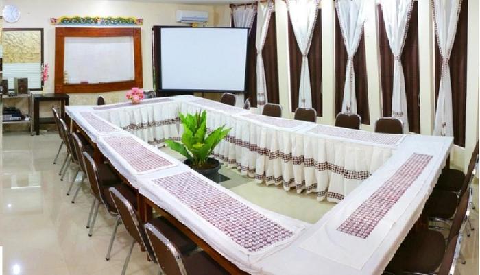 Hotel Mataram 2 Yogyakarta - Ruang Rapat