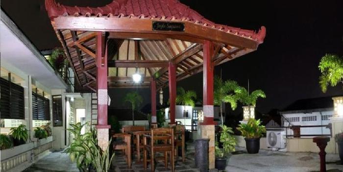 Hotel Mataram 2 Yogyakarta - Gazebo