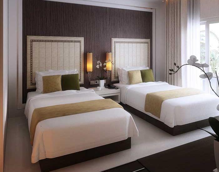 Gallery Prawirotaman Hotel Jogja - Superior (27/June/2014)