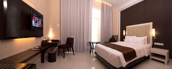 Gallery Prawirotaman Hotel Jogja - Deluxe room