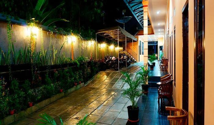 Belitong Inn Belitung - Area parkir