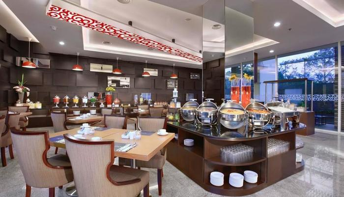 Aston Lampung City Hotel Bandar Lampung - Azalea Restaurant