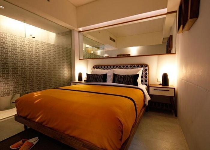Kosenda Hotel Jakarta - Tempat Tidur Double