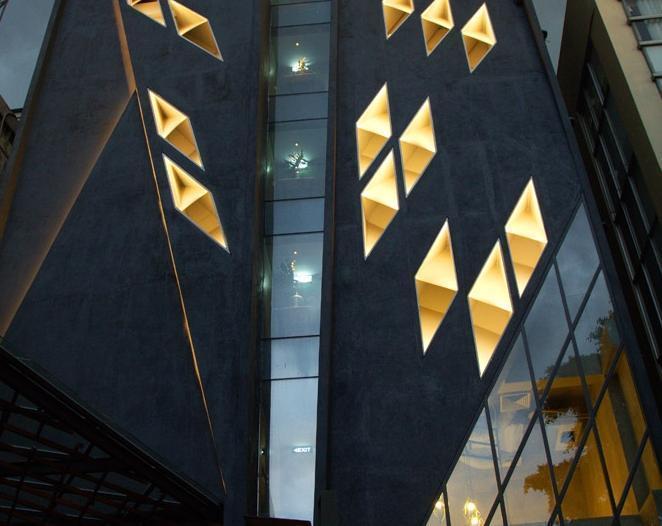 Kosenda Hotel Jakarta - gedung
