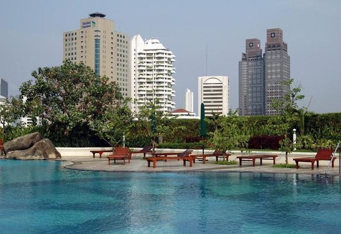Batavia Apartment, Hotel & Serviced Residence Jakarta - Kolam Renang