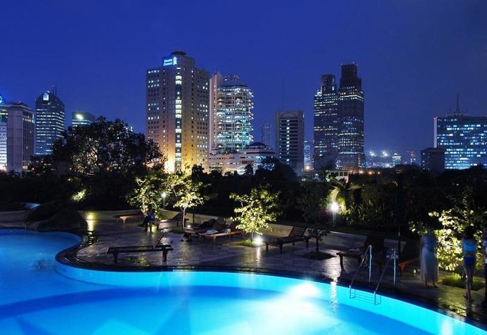 Batavia Serviced Residence Jakarta - Kolam Renang