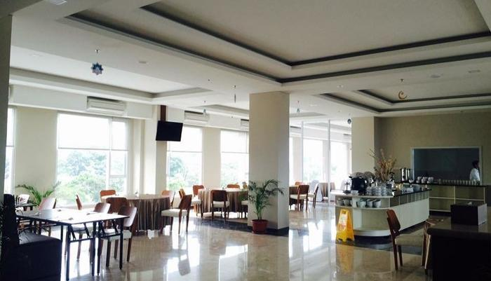 Grand Tebu Hotel by Willson Hotels Bandung - Restoran Melossa