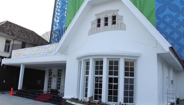 Grand Tebu Hotel by Willson Hotels Bandung - Hotel Tampak Muka