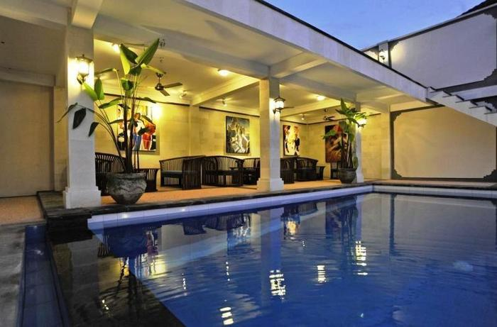 NIDA Rooms Sanur Pantai Sindhu Bali - Kolam Renang