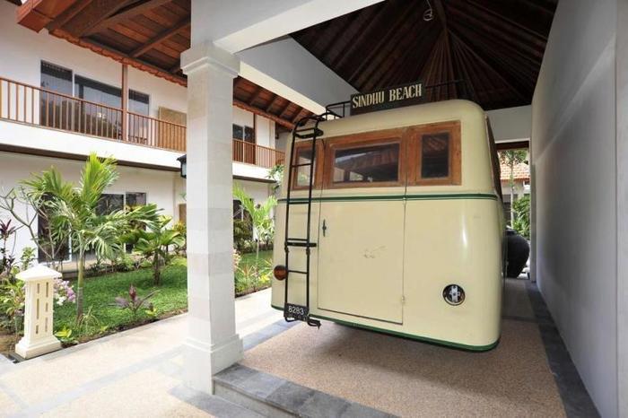 NIDA Rooms Sanur Pantai Sindhu Bali - eksterior