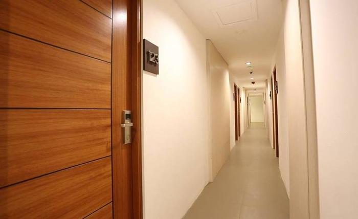 Hotel Fovere Bandara Semarang Semarang - Koridor