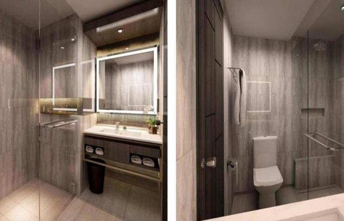 Grand Ambarrukmo Yogyakarta - Bathroom