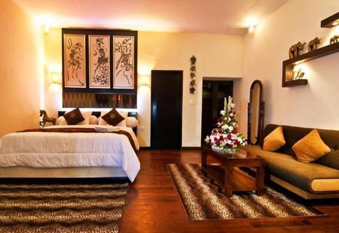 Antara Villas Bali - Kamar tamu