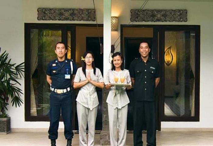 Antara Villas Bali - Selamat datang