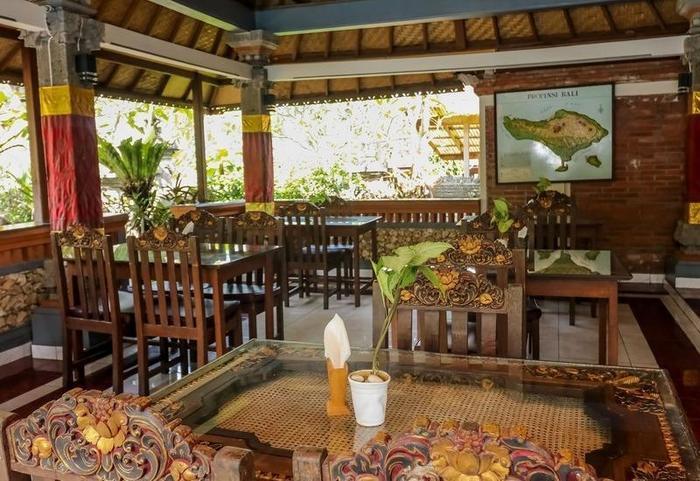 NIDA Rooms Ubud Raya Panestanan 8156 Ubud - Restoran