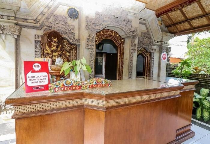 NIDA Rooms Ubud Raya Panestanan 8156 Ubud - Resepsionis