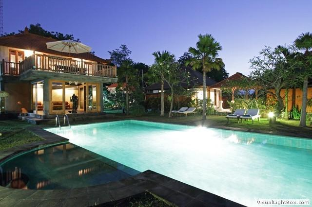 Ganesha Coral Reef Villas Bali - Kolam Renang
