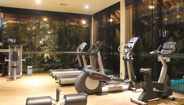 Hotel Narita  Tangerang - FITNESS CENTRE