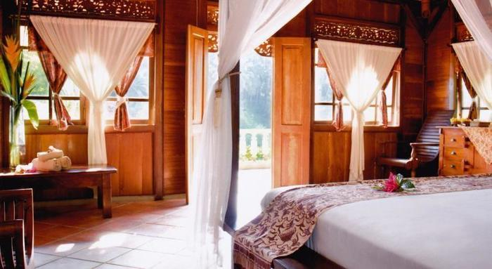 Graha Moding Villas Bali - Kamar Tamu