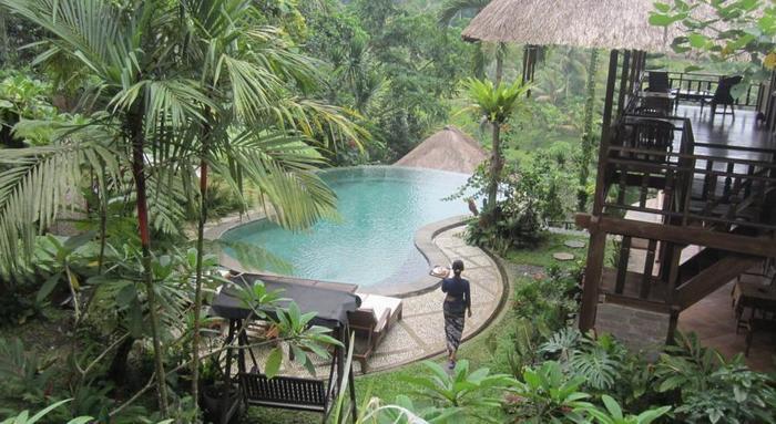 Graha Moding Villas Bali - Kolam Renang