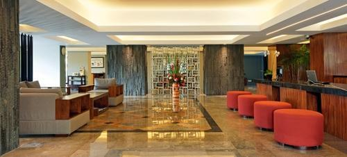 Sanur Paradise Plaza Suite Bali - Lobi