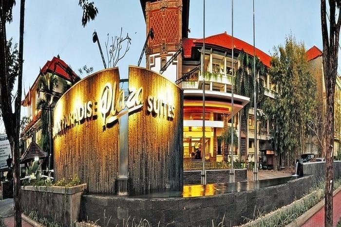 Sanur Paradise Plaza Suite Bali - Tampilan Luar Hotel