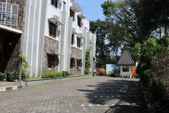NIDA Rooms Sukajadi Bandung - Penampilan