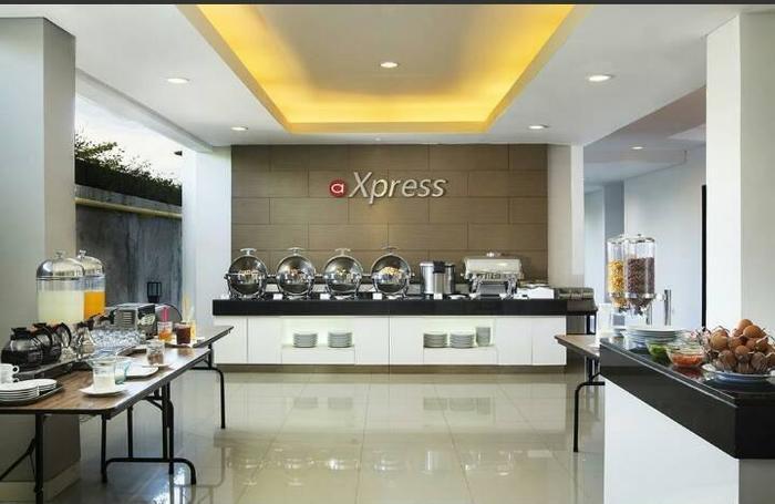 Amaris Hotel Lebak Bene Bali - restaurant