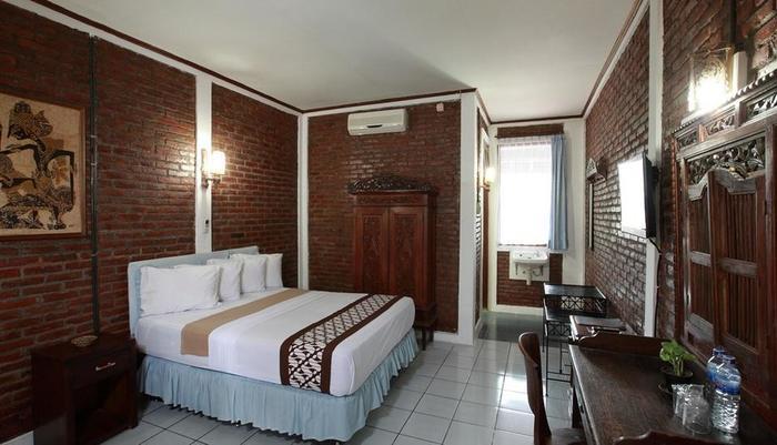 Paku Mas Hotel Yogyakarta - Guest Room